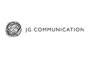 JG Communication logotyp