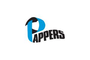 Pappers A-kassa logotyp