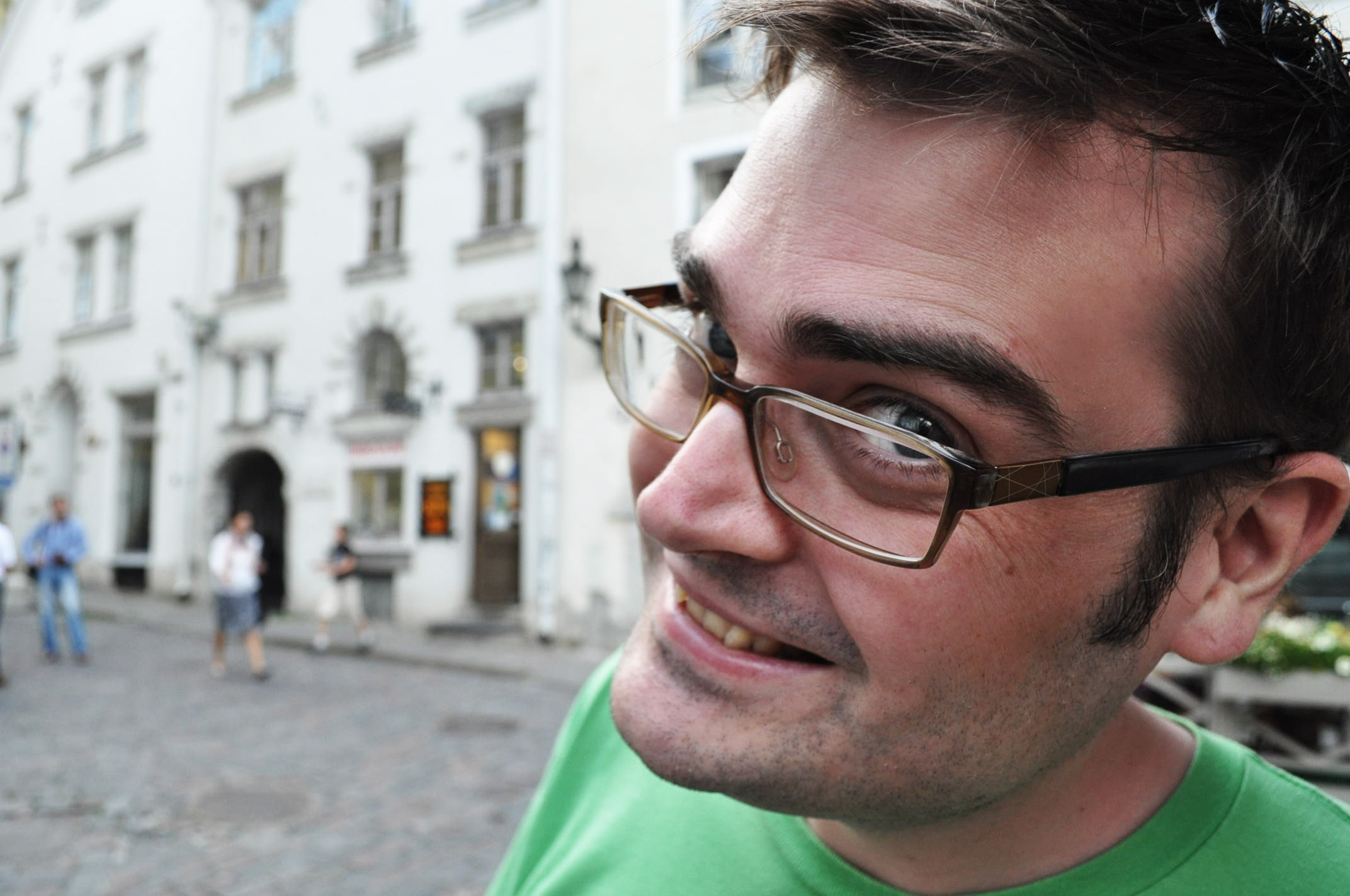Staffan Hesselbom - Erfaren frilansande Webb-AD och Digital Designer
